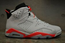 Nike Air Jordan 6 Retro 'White Infrared' 2014 - White/Infrared-Black