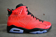 Nike Air Jordan 6 Retro - Infrared 23/Black-Infrared 23