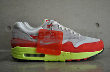 "Nike Air Max 1 ""Air Max Day"" - Sail/University Red-Ntrl Grey"