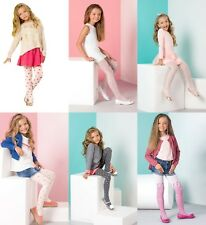 Hosiery Kids Patterned Tights Girls Collection by Gabriella 4-12 years