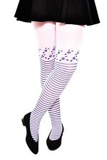 Girls Tights Hosiery Kids Patterned SISI Pantyhose by Gabriella 4-12 years