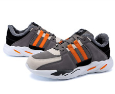 New Winter Men Running Sports Shoes Sneakers Outdoor Athletic Breathable Casual