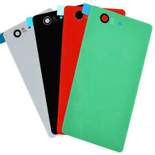 Rear Battery Back Housing Glass Cover With Adhesive For Sony Xperia Se