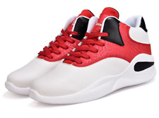 Mens Running Sports Shoes Sneakers Basketball Outdoor Athletic Casual High Top
