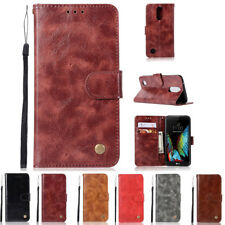 Luxury Flip Leather Wallet Case Cover Stand Card For LG K4 K8 2017 LV1 LV3 M160