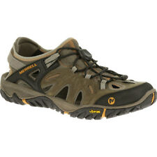 Merrell All Out Blaze Sieve Mens Footwear Aqua Shoes - Brindle Butterscotch