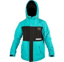 NEFF TRIFECTA YOUTH JACKET TEAL