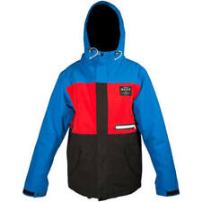 NEFF TRIFECTA YOUTH JACKET BLUE