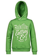 PROTEST HOODIE RICCI GREEN
