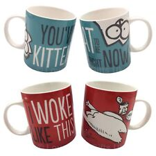 Simon's Cat Mug 9.5cm High Tea Coffee Bone China Ceramic Cup Simons Cat