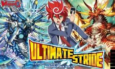 Cardfight Vanguard, Ultimate Stride, G-BT13, RR Singles, Mint Condition