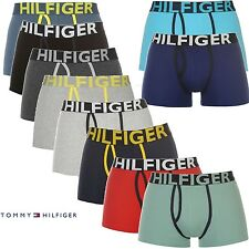 @TOP 2018@ CALZONCINI BOXER TOMMY HILFIGER CONTRAST TRUNKS UOMO -DA S IL XL