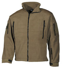 Blouson Polaire Heavy Strike Coyote Sable