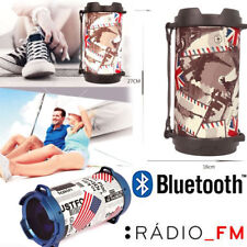 CASSA PORTATILE CON RADIO FM SD USB BLUETOOTH MP3 SMARTPHONE SPEAKER TABLET PC