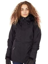 Chaqueta snow para mujer Oneill Signal Negro Out