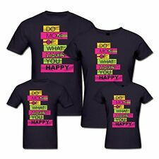Do More - Family T-shirts - Set Of 4