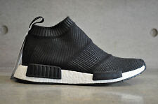 Adidas NMD City Sock CS1 PK Primeknit Winter Wool - Black/White