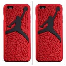 NEW Air Jordan Soft Silicon Sole Case For Apple iPhone 6/6S-Believe in Quality!!