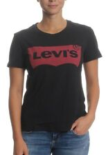 LEVIS CAMISETA women THE PERFECT Tee 17369-0201 Negro