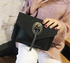 Korean Style 2018 Ulzzang trendy classic shoulder satchel sling bag