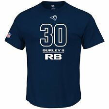 Majestic NFL Shirt - Los Angeles Rams RB Todd Gurley #30