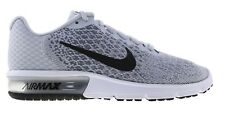 NIKE AIR MAX SEQUENT 2 WOMEN'S TRAINERS PURE PLATINUM SIZE.UK-5  - 852465 001