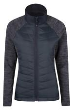 Mountain Warehouse Womens Lightweight Isocool Dynamic Marble Padded Jacket