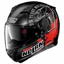 Casque Nolan N87 Iconic Replica N-Com C.Checa Flat Black 34