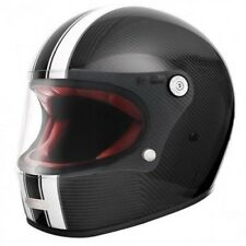 Casco moto Integral Premier Trophy Carbon T0 - Bucle dobles D