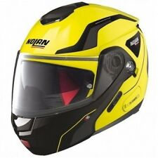 Casco Nolan N90 2 Straton N-Com Led Yellow 18