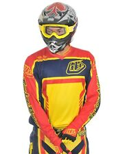 Maillot Motocross Troy Lee Designs 2014 GP Factory Jaune