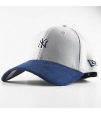 NEW ERA 3930 New York Yankees Vize Logo Gris Azul Gorra Deportiva 39thirty