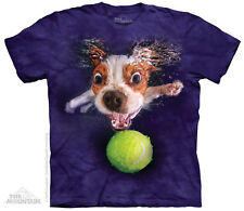 (5000) The Mountain T-Shirt Shirt UNDERWATER DOG MONTY by Seth Casteel