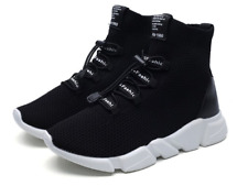 High Top Men Athletic Sports Shoes Breathable Sneakers Running Casual Outdoor Sz