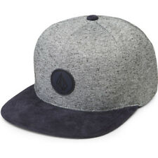 Volcom Quarter Fabric Mens Headwear Cap - Indigo One Size