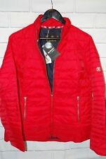 Barbour® Red Chock Quilt Jacket