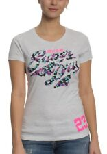 Superdry Maglietta DONNE Superdry STACKER ENTRY ICE MARNA