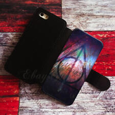 Deathly Hallows Wallet iPhone Cases Harry Potter Samsung Wallet Leathe