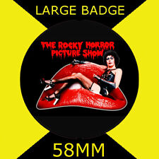 The Rocky Horror IMMAGINE SHOW TIM curr- 58mm grande distintivo/CALAMITA FRIGO /