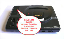 SEGA Mega Drive - 65 Titles - Select From List - Complete Game #1