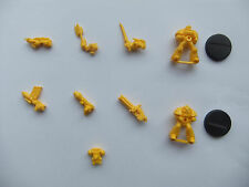 POINGS IMPERIAUX (imperial fist) SPACE CRUSADE CRUZADA ESTELAR STARQUEST