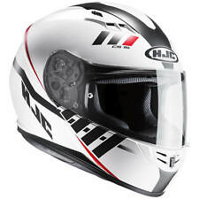 HJC cs-15 Espacio Casco de moto integral Touring - Mate Blanco Negro