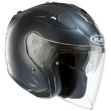 hjc fg-jet metallique moto Casque jet - anthracite