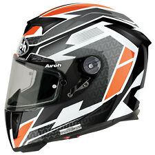 AIROH GP 500 REGULAR CASCO INTEGRALE DA MOTO CARBONIO - Brillante Arancione
