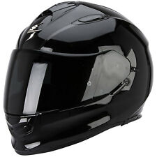 SCORPION EXO-510 AIR SOLID CASCO MOTO TOURING - Nero