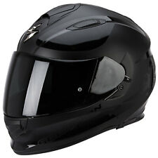 SCORPION EXO-510 AIR SUBLIME CASCO MOTO TOURING - nero opaco nero