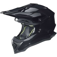NOLAN N53 SMART Casco da Cross - Metallo nero