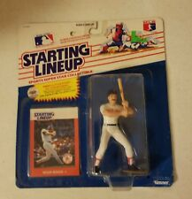 5 STARTING LINEUP BASEBALL FIGURE LOT NEW MOC GWYNN RIVERA THOMAS BOGGS JETER