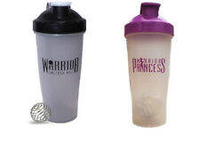 WARRIOR His & Hers PROTEINE Shakers Bottiglia 600ml Aminoacidi a catena
