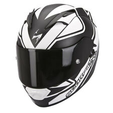 SCORPION EXO-1200 SUPERSTRADA ARIA CASCO INTEGRALE - nero opaco/bianco brillante